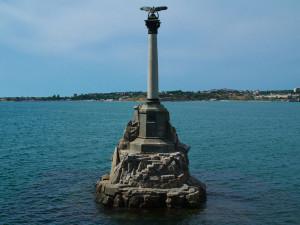 Севастополь-Памятник-затопленным-кораблям